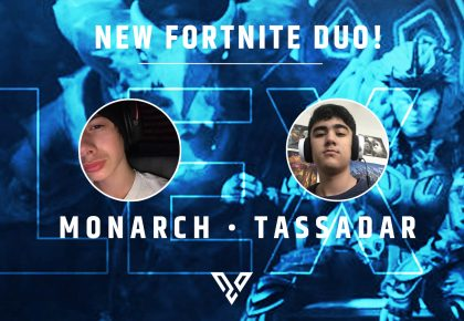 Our New Fortnite Duo!