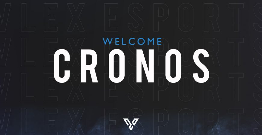 Welcome Cronos To VLEX Esports!